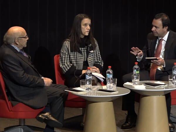 """Juan Manuel Baraona at """"Modernization and Tax Reform, Looking at the Future"""" Seminar"""