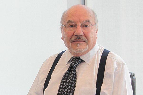 "Juan Manuel Baraona at Diario Financiero: ""Setting the terms"""