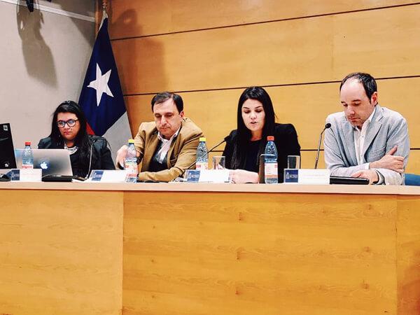 Marta Arias en Coloquio sobre Derecho del Consumidor