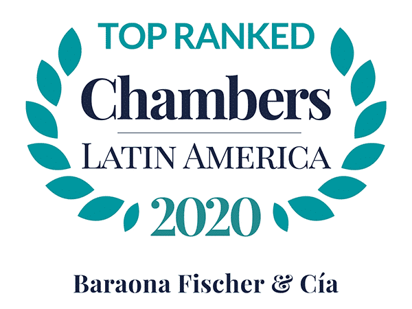 Chambers & Partners 2020: Thank you for the Recognition