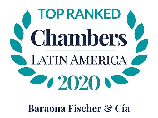 Chambers & Partners 2020: Agradecidos por el Reconocimiento