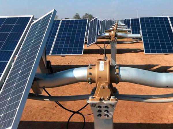 Ministra de Energía Inaugura Planta Fotovoltaica Los Patos